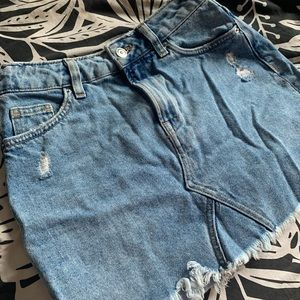 H&M Jean skirt from last summers collection.